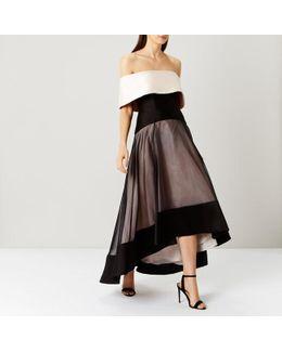 Fold Organza Roccabella Dress