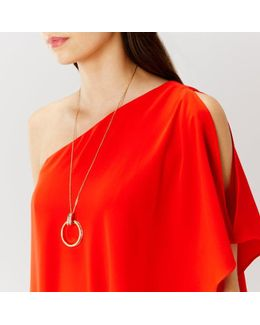 Marlow Long Line Necklace