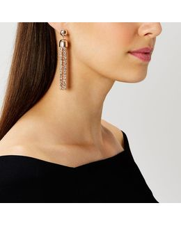 Ina Longline Earrings