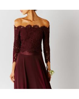 Marr Lace Bridesmaids Top