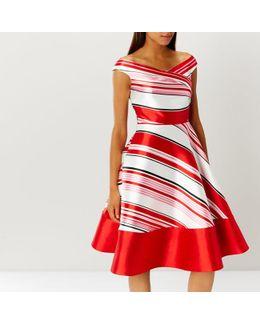 Rochelle Stripe Dress