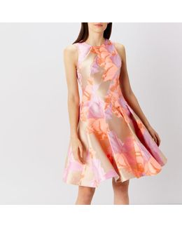 Monique Jacquard Dress