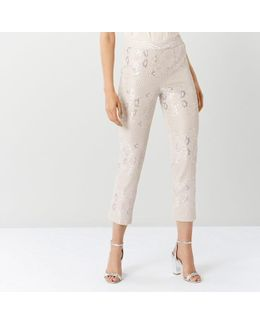 Izzy Lace Trouser