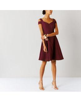 Ava Short Bridesmaids Dress