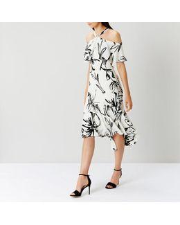 Elouise Print Dress