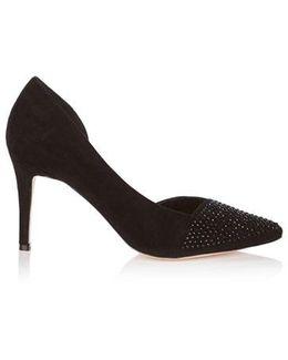 Hadley Hotfix Court Shoes