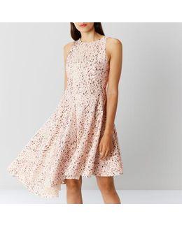 Avord Animal Print Dress