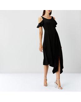 Livia Cold Shoulder Dress