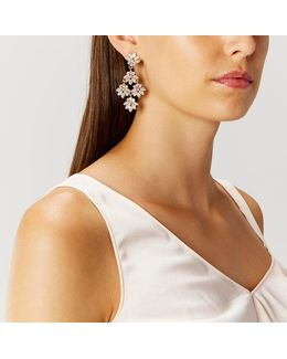 Victoria Floral Earrings