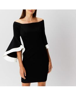 Elodie Bell Sleeved Dress