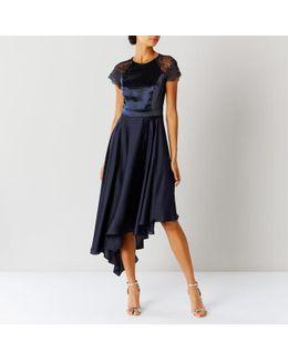 Becky Satin Bridesmaids Dress