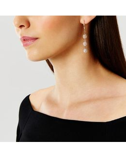 Elva Sparkle Ball Earrings