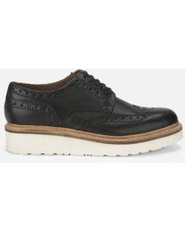 Men's Archie V Leather Brogues