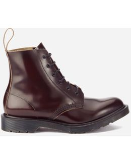 Men's 'made In England' Arthur Leather 6eye Boots