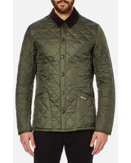 Heritage Men's Liddesdale Quilt Jacket