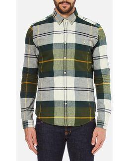 Men's Johnny Original Tartan Long Sleeve Shirt