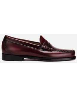 Men's Larson Moc Leather Penny Loafers