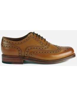 Men's Stanley Leather Brogues