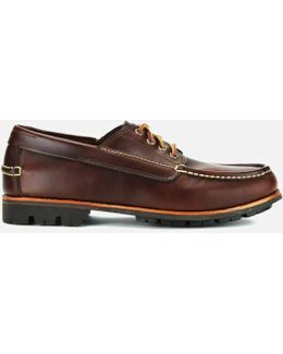 G.h. Bass Men's Ranger Leather Moc Montgomery Shoes