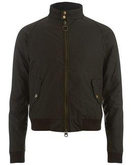 Men's Merchant Wax Jacket