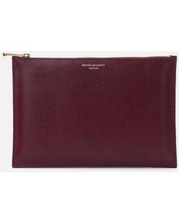 Women's Essential Large Flat Pouch