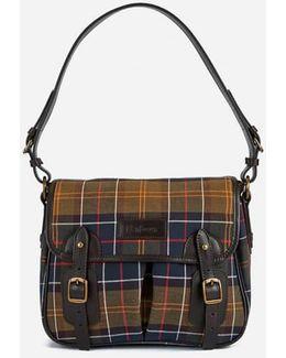 Tartan Mini Tarras Shoulder Bag