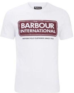 International Logo T-shirt