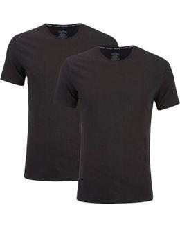 Men's 2 Pack Crew Neck Tshirt