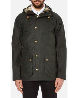 Heritage Men's Hooded Bedale Jacket