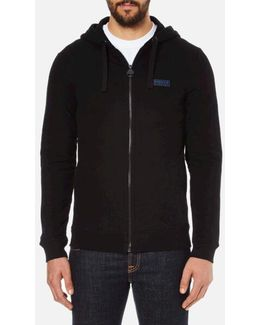 Men's Small Logo Hoody