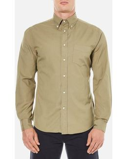 Men's Dreamy Oxford Garment Dyed Shirt