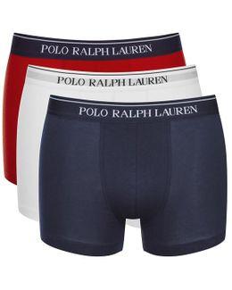 Men's 3 Pack Boxer Shorts