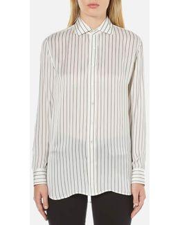 Women's Joa Striped Long Sleeve Shirt