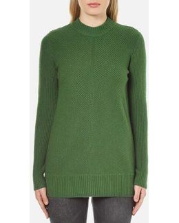 Women's Merino Rib Sweater