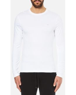 Men's Long Sleeve Sleek Mk Crew Top