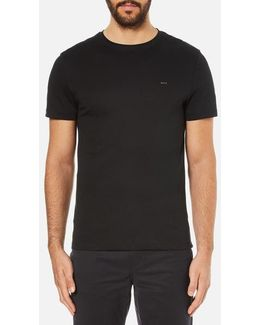 Men's Sleek Mk Crew Neck Tshirt