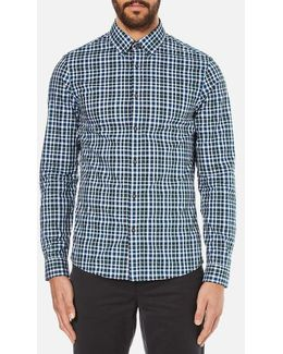 Men's Slim Fit Romeo Long Sleeve Shirt