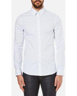 Men's Slim Fit Landon Long Sleeve Shirt