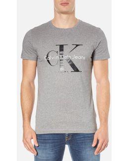 Men's Reissue Crew Neck Tshirt