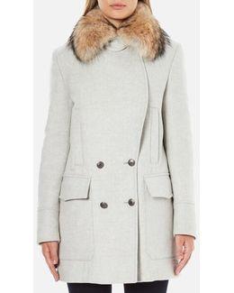 Women's Whitney Coat With Fur