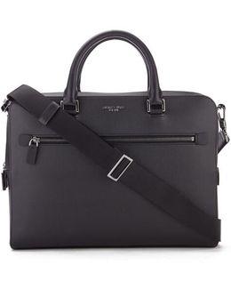 Men's Harrison Medium Front Zip Briefcase