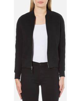 Women's Bomber Jacket Blazer