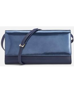 Women's Bradshaw Continental Wallet With Strap