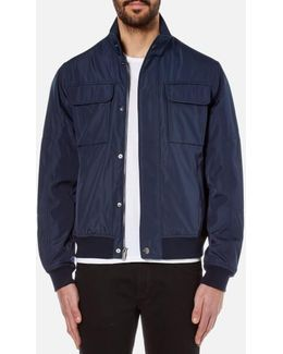 Men's Ea1 Hybrid Bomber Jacket