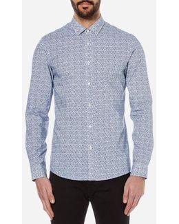 Men's Slim Jackman Print Shirt