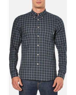 Men's Tailored Fit Long Sleeve Shirt