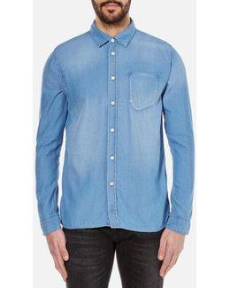 Men's Henry Denim Shirt