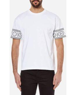 Men's Sleeve Logo Tshirt