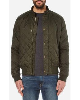 Men's Moss Quilted Jacket