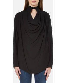 Women's Long Sleeve Tondo Shirt